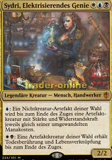 Sydri, Elektrisierendes Genie (Sydri, Galvanic Genius) Commander 2016 Magic