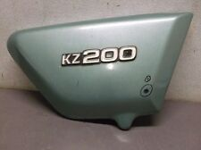 Used Right Side Cover for 1977-79 Kawasaki KZ200
