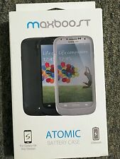 MaxBoost® Extended Battery Case for Samsung Galaxy S4