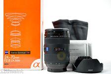 Sony Zeiss Vario-Sonnar SAL-2470Z 24-70mm F/2.8 ZA Lens