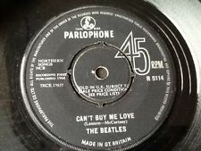 THE BEATLES . CAN'T BUY ME LOVE . /  YOU CAN'T DO THAT . 1964