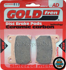SINTERED REAR BRAKE PADS  YAMAHA XJ 900 S DIVERSION  XJ900S / XJ900 F X900F