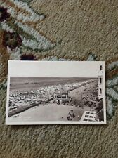 Postcard Unused Belgium Card La Panne De The Beach Aerial View Old Undated