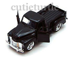 Jada Just Trucks 1953 Chevrolet Pickup Truck 1:32 Diecast Toy Car Black