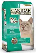 CANIDAE Life Stages Dry Cat Food for Kittens, Adults & Seniors, 4 lbs