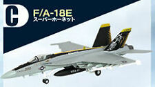 F-Toys 605679-C Düsenflugzeug F/A-18E Super Hornet US Navy Royal Maces 1/144