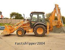 Case 580 SR 580+ Super R 595 SR 695 SR Tractor Backhoe Loader TLB Service Manual
