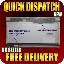 "Replacement PACKARD BELL PAWF7 Laptop Screen 15.6"" LCD CCFL HD Display"