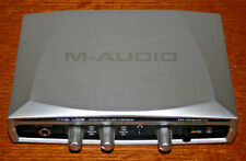M-Audio 200F MobilePre USB 2 Channel Preamp Audio Interface