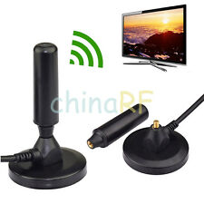 New 5dB Digital DVB-T TV HDTV Antenna Aerial with TV male plug straight