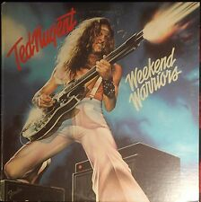 Ted Nugent Weekend Warriors 1978 Vinyl LP Epic Records FE 35551