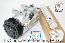 A/C Compressor Kit for Nissan Altima 2013 2014 2.5L Base And S Model - Reman