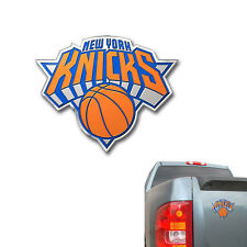New NBA New York Knicks Color Aluminum 3D Car Truck Emblem Sticker Decal