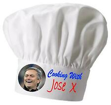 José Mourinho Printed Chefs Hat Novelty Chefs Hat