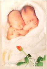 (PRL) 1993 BABY CHILDREN PORTRAIT ANNE GEDDES VINTAGE AFFICHE POSTER ART PRINT