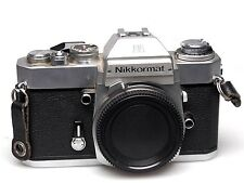 Nikon Nikkormat am Body