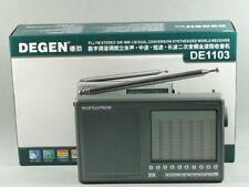 DEGEN DE1103 Digital AM/FM/LW SSB Dual Conversion Digital World Band Radio