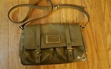 Marc Jacobs werdie messenger handbag, leather