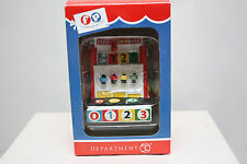 DEPARTMENT 56 HOLIDAY CLASSICS FISHER PRICE CASH REGISTER CHRISTMAS ORNAMENT NWT
