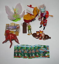 McDonald's MC DONALD'S HAPPY MEAL - 2002 Peter Pan Serie completa