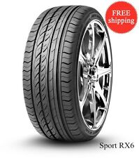 1 NEW 265/30ZR19 93W XL JOYROAD Sport RX6 AT UHP Radial Tires P265 30R19 2653019