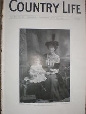 Printed Photo Lady Delamere (nee Lady Florence Anne Cole) 1904