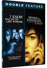 I Know What You Did Last Summer/When a Stranger Calls DVD ,free shipping