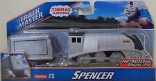 Trackmaster Revolution ~ Spencer Engine ~ Thomas & Friends Motorized Railway