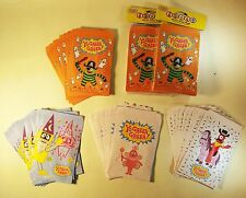 3 Packages (40) Yo Gabba Gabba Party or Halloween Treat Bags - Brobbee , Foofa