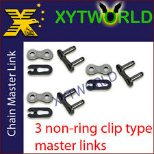 JLC-525H NON RING Master Joint Joining Link CLIP TYPE FOR #525 CHAIN Motorcycle