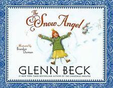 Kids beautiful hardcover:The Snow Angel-kids realize how hard parents work=love