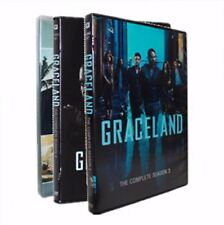 Graceland: Complete TV Series Seasons 1 2 3 Box / DVD Set(s) NEW!
