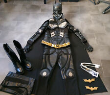 BATMAN / DARK KNIGHT FULL COSTUME - COWL/CAPE/BOOTS/BELT; Cosplay - Worn Once!