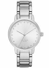 KATE SPADE Lady KSW1046 Gramercy Stainless Steel Brand New Retail $195