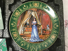 Limited Edition Limoges Plate Josephine & Napoleon Le Souvenir Grand Passion #6