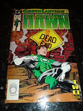 GREEN LANTERN Comic - EMERALD DAWN - No 2 - Date 01/1990 - DC Comics