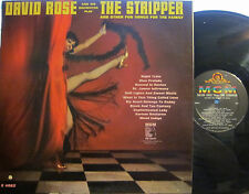 ► David Rose - The Stripper (and Other Fun Songs for the Family) MGM 4062 (Mono)
