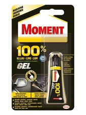 MOMENT Universal 100% Glue Waterproof Extra Strong Instant Adhesive Porcelain 8g