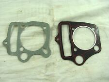 110cc CYLINDER AND HEAD GASKET FOR CHINESE ATVS AND DIRT BIKES HONDA CLONE MOTOR
