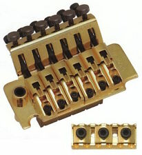 Floyd Rose® Gotoh  Guitar Tremolo & Locking Nut Gold