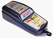Tecmate OptiMate 6, 5Amp Weatherproof Desulfating Charger/Maintainer # TM-181