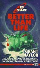 Red Dwarf: Better Than Life by Grant Naylor (1993, Paperback)