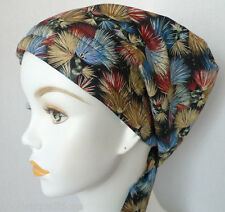Classic Cotton Cancer Chemo Hat Scarves Head Wrap Hairloss Cotton Hair Covering