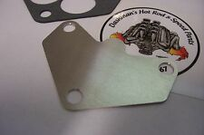 Fits Stromberg 97 Ford Holley 94 Spacer Flathead Intake Block Off Riser Plate A