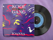 "Kool & the Gang - Joanna. 7"" vinyl single (7v1612)"