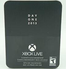 Microsoft Day ONE 2013 Xbox Live gold 12 month Membership w/ Killer Instinct NIB