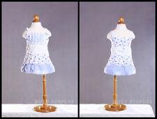 Children Mannequin Child Body Form w/Leg 6 months #11C6M