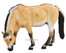 Mojo Fun 387148 Fjord Mare - Realistic Toy Model Horse Figurine Replica - NIP
