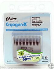 "Original OSTER Blade Size 7F Cryogen-X 78919-166 Antibacterial 1/8"" - 3.2mm NEW"