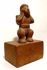 STATUETTE PRE-COLOMBIENNE TLATILCO -  1200BC - PRECOLUMBIAN - TLATILCO FIGURINE